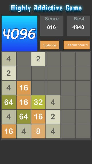 4096: Ultimate number tile matching puzzle game Download
