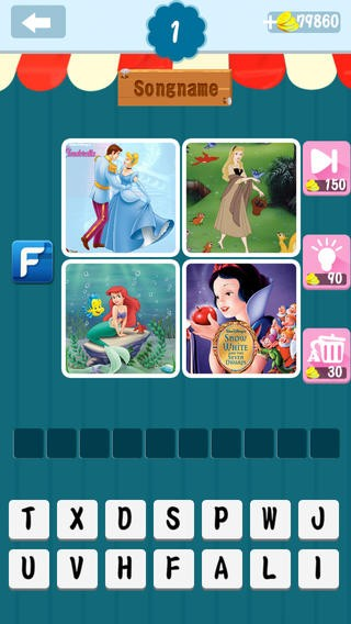 4 Pics Guess a Song Download