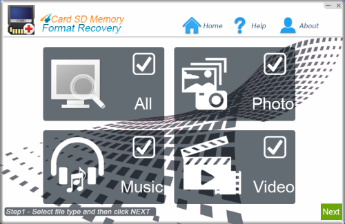 4Card SD Memoery Format Recovery Download