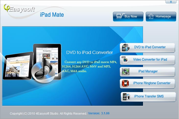 4Easysoft iPad Mate Download