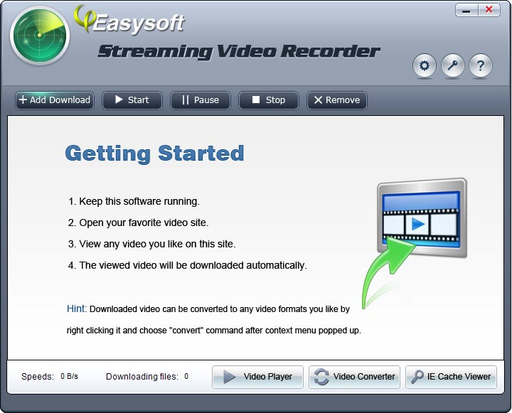 4Easysoft Streaming Video Recorder Download