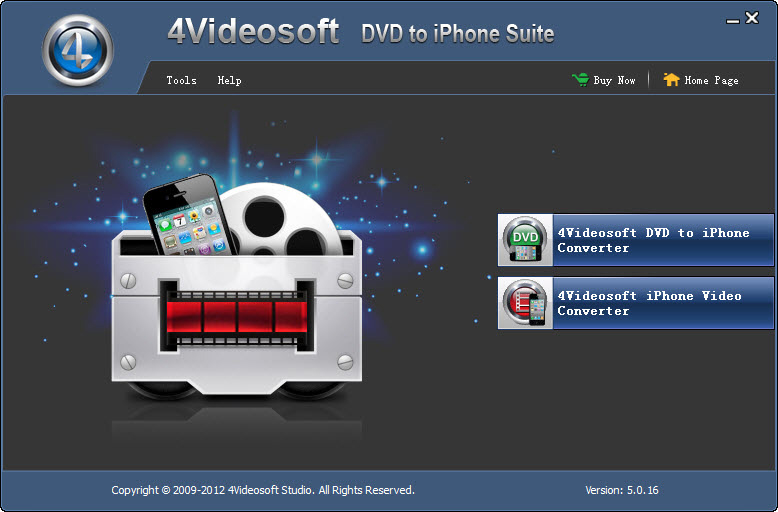 4Videosoft DVD to iPhone Suite Download