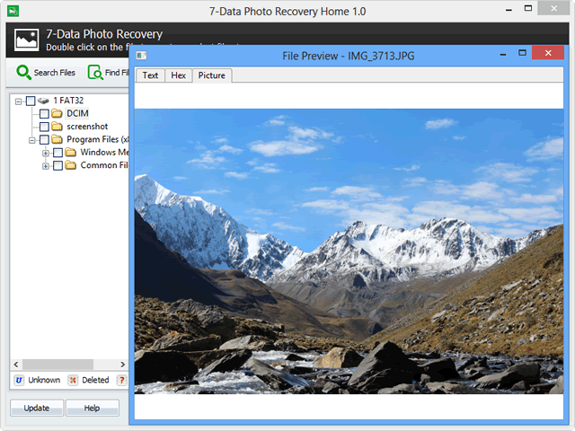 7-Data Photo Recovery Download