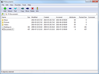 7-Zip Portable 4.65 Rev Download