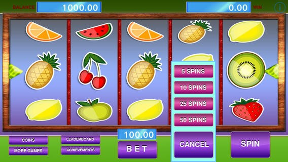 777 Fruit Slots Machine - Spin the fortune wheel to get the jackpot Download