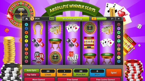 A+ Absolute Winner Slots with Bonus Games - Spin the wheel to win the grand prize Download