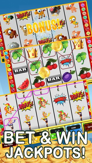 A+ All In Vegas Slots PRO Download