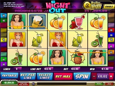 A Night Out Slots Portable Multilingual Download