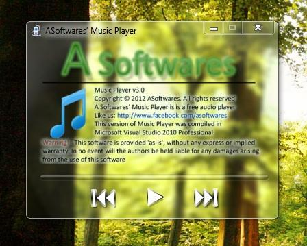 A Softwares' Music Player Download