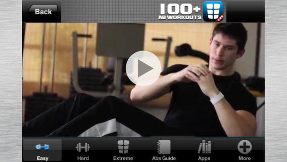 Ab Workouts : 100+ Six-Pack Abs flex exercises for belly fat core crunch Download