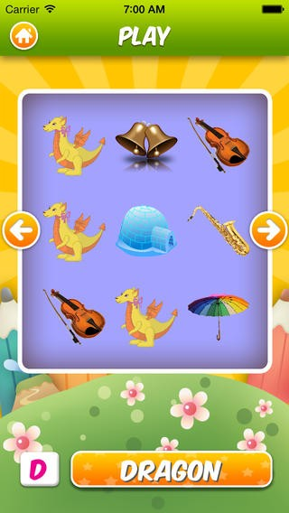 ABC Flashcards HD - The Best flash cards game app for children Download