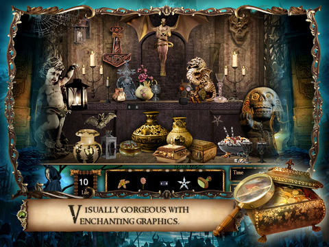 Abriana's Revenge - hidden objects puzzle game Download
