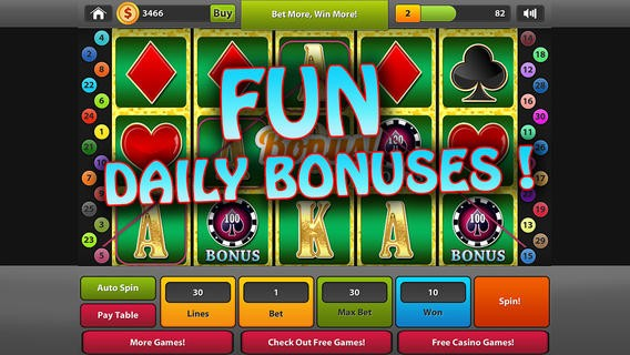 Absolute Lucky Streak, Humongous Golden Bonanza Slot Machine Download