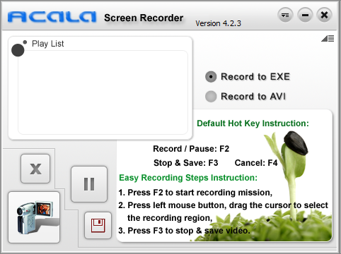 Acala Screen Recorder Download