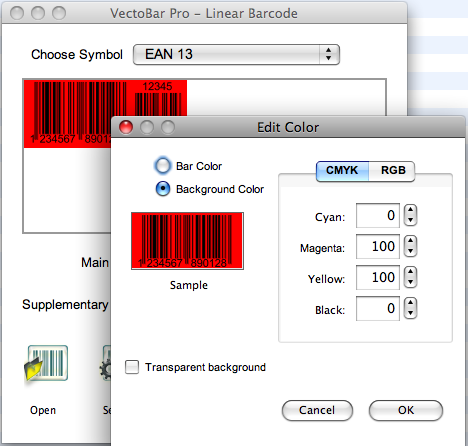 Accelotech Barcode Generator Software Download