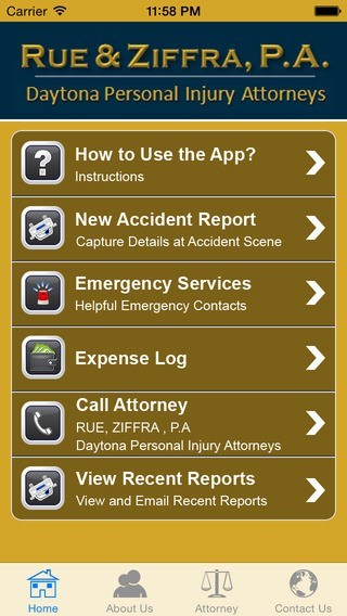 Accident App by Rue Ziffra Download