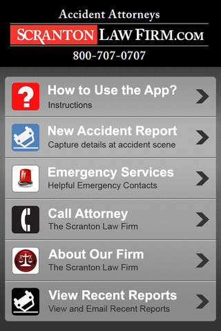 Accident App by The Scranton Law Firm Download