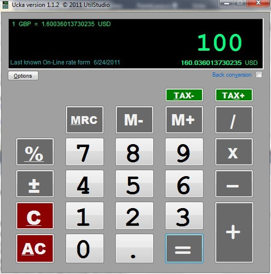 Screenshot Review Downloads Of Freeware Accountant On