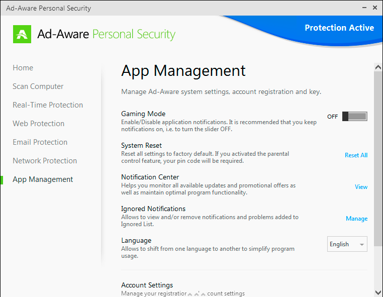 Ad-Aware Personal Security Download