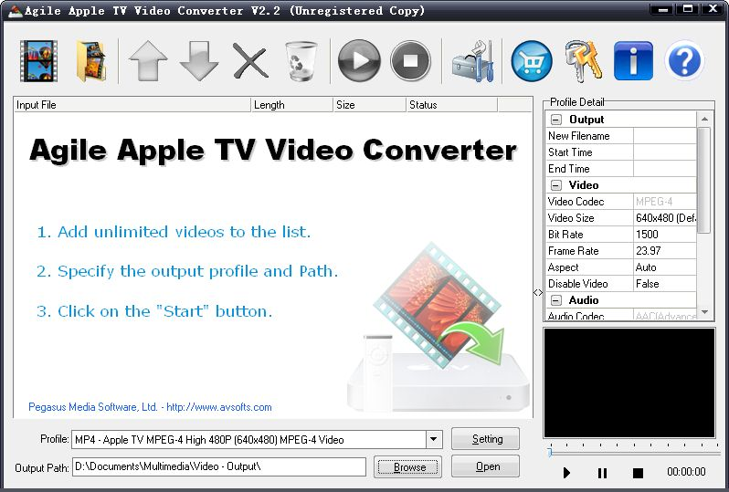 Agile Apple TV Video Converter Download