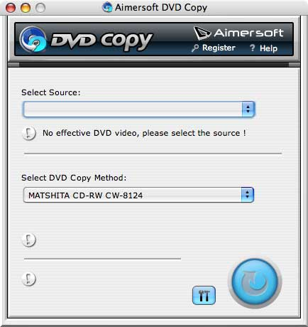 Aimersoft DVD Copy for Mac Download
