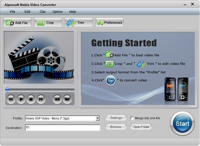 Aiprosoft Nokia Video Converter Download