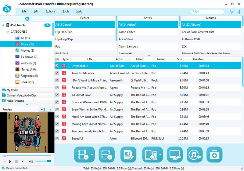 Aiseesoft iPod Transfer Ultimate Download