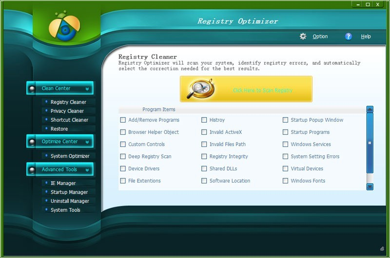 Aiseesoft Registry Optimizer Download
