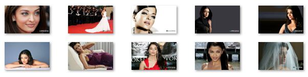 Aishwarya Rai Windows 7 Theme Download