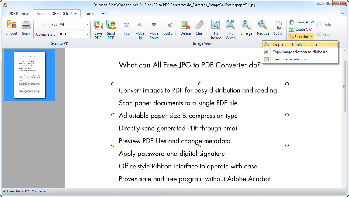 All Free JPG to PDF Converter Download