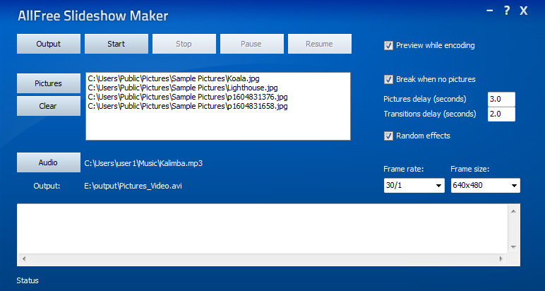 All Free Slideshow Maker Download
