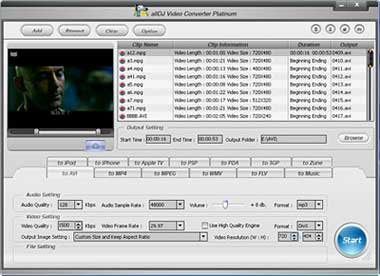 Alldj Video Converter Platinum Download