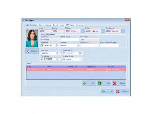 AMG Employee Attendance Software Download