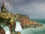 Ancient Casttle 3D Photo Screensaver Download