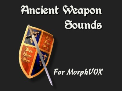 Ancient Weapon Sounds - MorphVOX Add-on Download