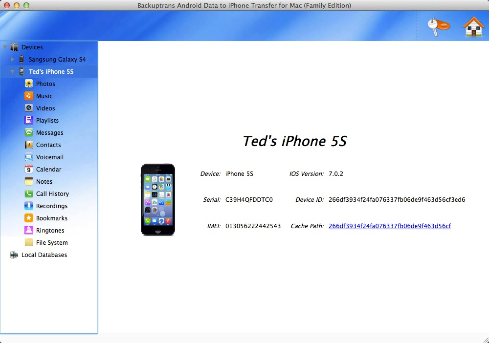 how to get wifi on phone from mac