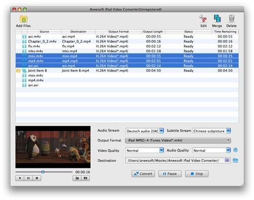Aneesoft iPad Converter Suite for Mac Download