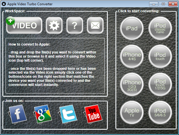 Apple Video Turbo Converter Download