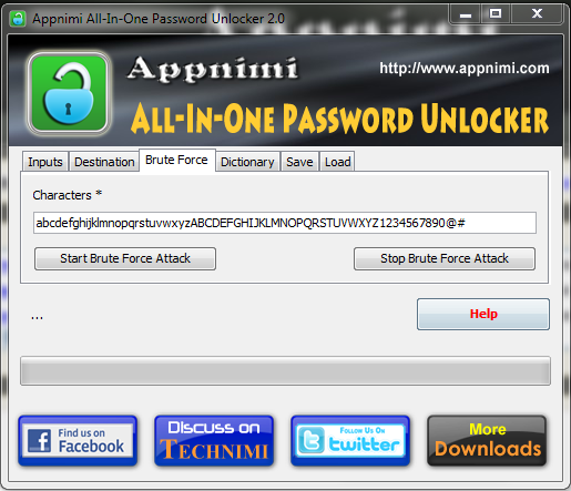 Appnimi All In One Passowrd Unlocker Download