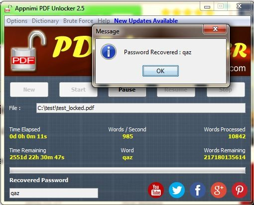 Appnimi PDF Unlocker Download