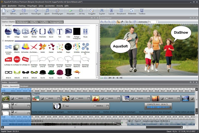 AquaSoft SlideShow Premium 7.7,10 Download
