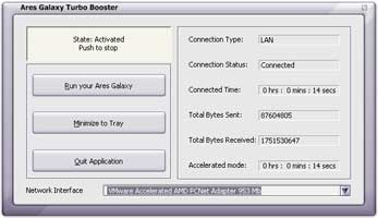 Ares Galaxy Turbo Booster Download