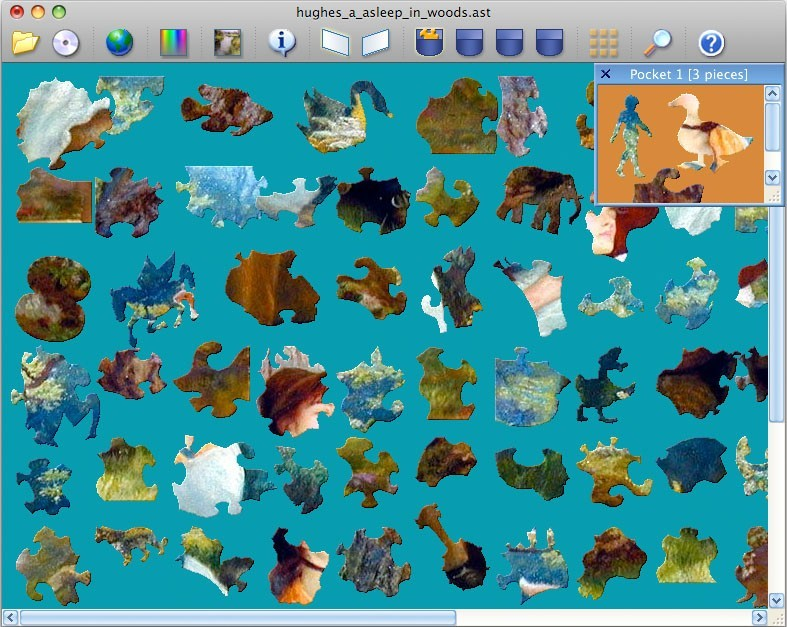 Astra Jigsaw Art Edition for Mac OS Download