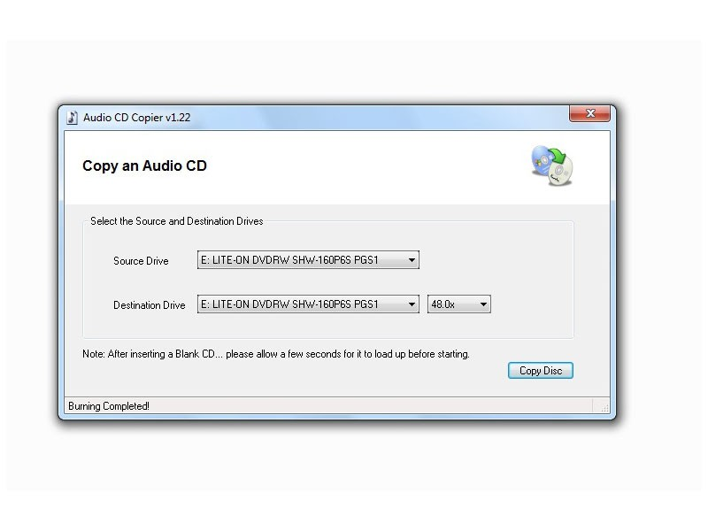 Audio CD Copier Download