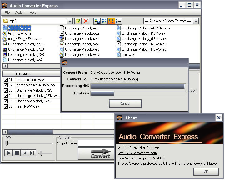 Audio Converter Express Download