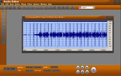 Audio Editor os  Download