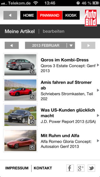 AUTO BILD Aktuell Download