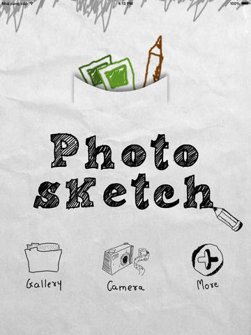 Auto Sketch Pro - Convert your photo to amazing pencil draw Download