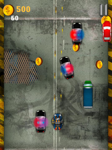 Auto Theft Police Interceptor Chase HD - Fast Driving Action FREE Download