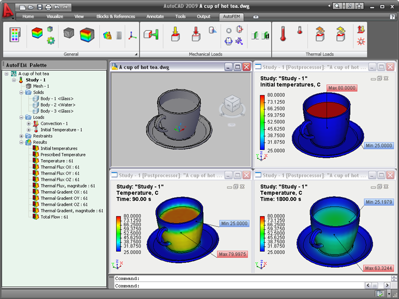 AutoFEM Thermal Analysis Download